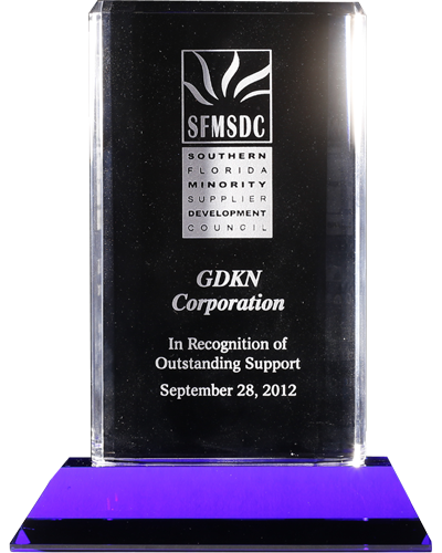 Image, Outstanding Support by SFMSDC (SFMSDC's 37th Annual Awards Gala) - September 2012