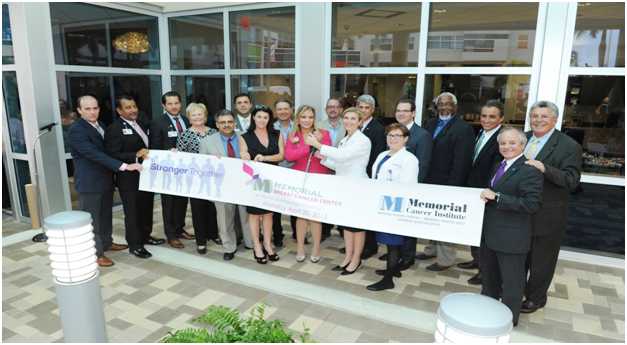 Opening of Breast Cancer Center – Memorial Cancer Institute image