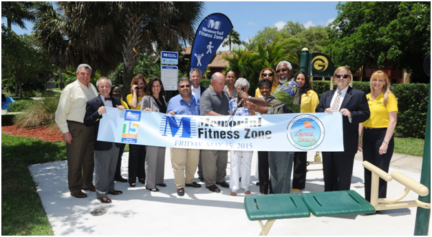 Memorial Fitness Zone image – Dania Beach, Florida